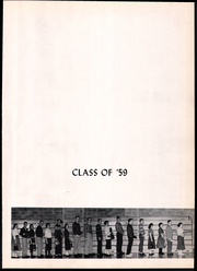 Parishville Hopkinton High School - Panorama Yearbook (Parishville, NY) online yearbook collection, 1959 Edition, Page 15 of 88