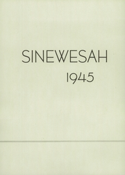 Pasco High School - Sinewesah Yearbook (Pasco, WA) online yearbook collection, 1945 Edition, Page 8 of 74