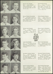 Patterson High School - Clipper Yearbook (Baltimore, MD) online yearbook collection, 1956 Edition, Page 136