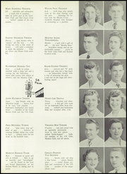 Patterson High School - Clipper Yearbook (Baltimore, MD) online yearbook collection, 1956 Edition, Page 137 of 196