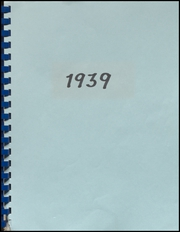 Perrin High School - Pirate Yearbook (Perrin, TX) online yearbook collection, 1939 Edition, Page 3