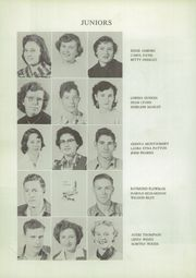 Perrin High School - Pirate Yearbook (Perrin, TX) online yearbook collection, 1955 Edition, Page 22