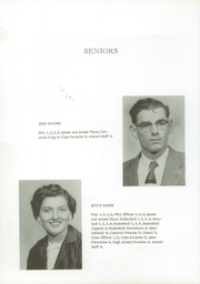 Perrin High School - Pirate Yearbook (Perrin, TX) online yearbook collection, 1958 Edition, Page 16