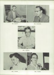 Perry High School - Treasure Chest Yearbook (Perry, OH) online yearbook collection, 1958 Edition, Page 11