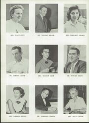 Perry High School - Treasure Chest Yearbook (Perry, OH) online yearbook collection, 1958 Edition, Page 12 of 104