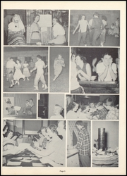 Perrysville High School - Echoes Yearbook (Perrysville, IN) online yearbook collection, 1955 Edition, Page 9 of 94