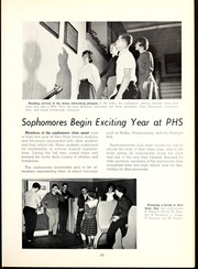 Peru High School - Narcissus Yearbook (Peru, IN) online yearbook collection, 1964 Edition, Page 73