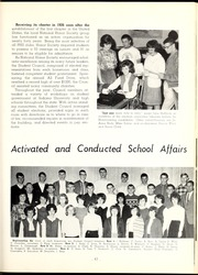 Peru High School - Narcissus Yearbook (Peru, IN) online yearbook collection, 1965 Edition, Page 47 of 168