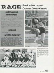 Peru High School - Narcissus Yearbook (Peru, IN) online yearbook collection, 1982 Edition, Page 111