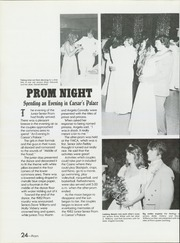 Peru High School - Narcissus Yearbook (Peru, IN) online yearbook collection, 1982 Edition, Page 28 of 182