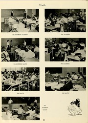 Peru Junior High School - Rocket Yearbook (Peru, IN) online yearbook collection, 1964 Edition, Page 34
