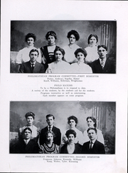 Peru State College - Peruvian Yearbook (Peru, NE) online yearbook collection, 1909 Edition, Page 117