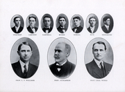 Peru State College - Peruvian Yearbook (Peru, NE) online yearbook collection, 1909 Edition, Page 140