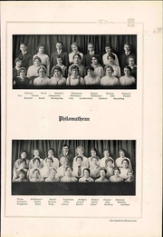 Peru State College - Peruvian Yearbook (Peru, NE) online yearbook collection, 1915 Edition, Page 147