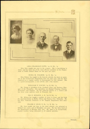 Peru State College - Peruvian Yearbook (Peru, NE) online yearbook collection, 1915 Edition, Page 41 of 284