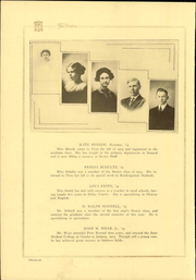 Peru State College - Peruvian Yearbook (Peru, NE) online yearbook collection, 1915 Edition, Page 42