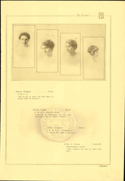 Peru State College - Peruvian Yearbook (Peru, NE) online yearbook collection, 1915 Edition, Page 61 of 284