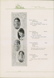 Peru State College - Peruvian Yearbook (Peru, NE) online yearbook collection, 1917 Edition, Page 62 of 302