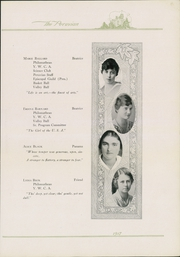 Peru State College - Peruvian Yearbook (Peru, NE) online yearbook collection, 1917 Edition, Page 63