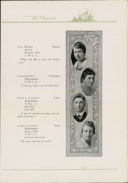Peru State College - Peruvian Yearbook (Peru, NE) online yearbook collection, 1917 Edition, Page 67 of 302