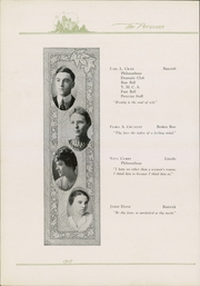 Peru State College - Peruvian Yearbook (Peru, NE) online yearbook collection, 1917 Edition, Page 70 of 302