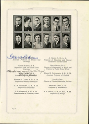 Peru State College - Peruvian Yearbook (Peru, NE) online yearbook collection, 1928 Edition, Page 25 of 222