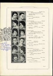 Peru State College - Peruvian Yearbook (Peru, NE) online yearbook collection, 1928 Edition, Page 50