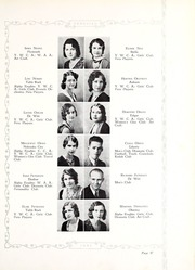 Peru State College - Peruvian Yearbook (Peru, NE) online yearbook collection, 1932 Edition, Page 67