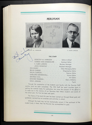 Peru State College - Peruvian Yearbook (Peru, NE) online yearbook collection, 1933 Edition, Page 144 of 174