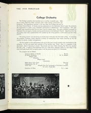 Peru State College - Peruvian Yearbook (Peru, NE) online yearbook collection, 1934 Edition, Page 105 of 168
