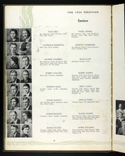Peru State College - Peruvian Yearbook (Peru, NE) online yearbook collection, 1934 Edition, Page 50