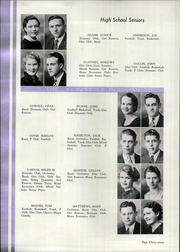 Peru State College - Peruvian Yearbook (Peru, NE) online yearbook collection, 1935 Edition, Page 45