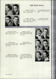 Peru State College - Peruvian Yearbook (Peru, NE) online yearbook collection, 1935 Edition, Page 46 of 166