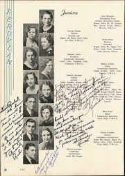 Peru State College - Peruvian Yearbook (Peru, NE) online yearbook collection, 1936 Edition, Page 38 of 156