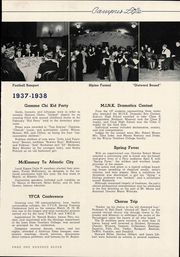 Peru State College - Peruvian Yearbook (Peru, NE) online yearbook collection, 1938 Edition, Page 113