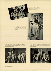 Peru State College - Peruvian Yearbook (Peru, NE) online yearbook collection, 1940 Edition, Page 104 of 130