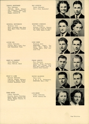Peru State College - Peruvian Yearbook (Peru, NE) online yearbook collection, 1940 Edition, Page 35 of 130