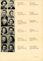 Peru State College - Peruvian Yearbook (Peru, NE) online yearbook collection, 1940 Edition, Page 49