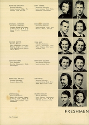 Peru State College - Peruvian Yearbook (Peru, NE) online yearbook collection, 1940 Edition, Page 50 of 130