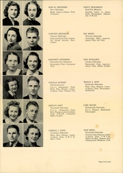 Peru State College - Peruvian Yearbook (Peru, NE) online yearbook collection, 1940 Edition, Page 51