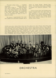 Peru State College - Peruvian Yearbook (Peru, NE) online yearbook collection, 1940 Edition, Page 88 of 130