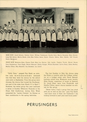 Peru State College - Peruvian Yearbook (Peru, NE) online yearbook collection, 1940 Edition, Page 89