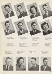 Peru State College - Peruvian Yearbook (Peru, NE) online yearbook collection, 1949 Edition, Page 50