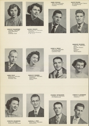 Peru State College - Peruvian Yearbook (Peru, NE) online yearbook collection, 1949 Edition, Page 52