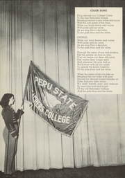 Peru State College - Peruvian Yearbook (Peru, NE) online yearbook collection, 1949 Edition, Page 8