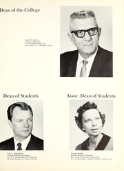 Peru State College - Peruvian Yearbook (Peru, NE) online yearbook collection, 1969 Edition, Page 11