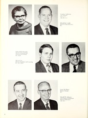 Peru State College - Peruvian Yearbook (Peru, NE) online yearbook collection, 1969 Edition, Page 12 of 168
