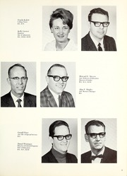 Peru State College - Peruvian Yearbook (Peru, NE) online yearbook collection, 1969 Edition, Page 13