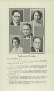 Peshastin Dryden High School - Puma Yearbook (Peshastin, WA) online yearbook collection, 1933 Edition, Page 15 of 108