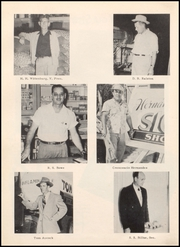 Pharr San Juan Alamo High School - Bear Memories Yearbook (Alamo, TX) online yearbook collection, 1953 Edition, Page 8